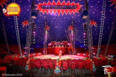 Cirque de Noël