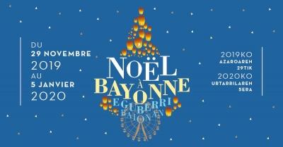 Noël à BAYONNE