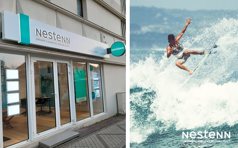 Nestenn Biarritz (64) surfe sur la vague de l'immobilier ...