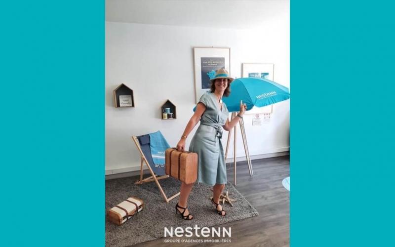 L'agence Nestenn Mérignac : histoire d'un bel été...