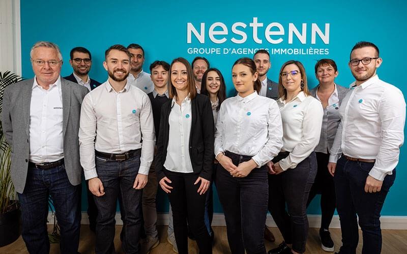 Nestenn dans l'Oise (60) : synergie d'équipes !