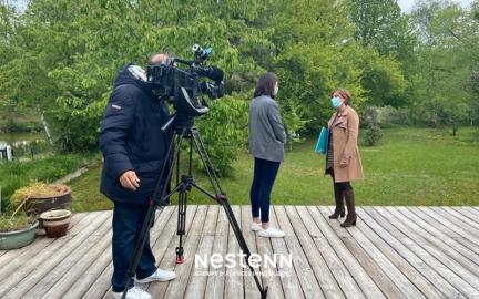 Nestenn Coudray-Montceaux (91) : JT 13h sur TF1 !