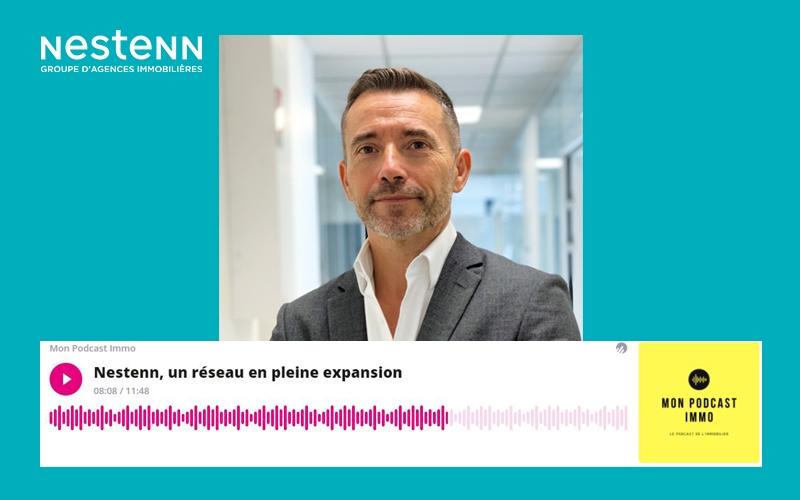 Olivier ALONSO : mon podcast immo par MySweet Newsroom