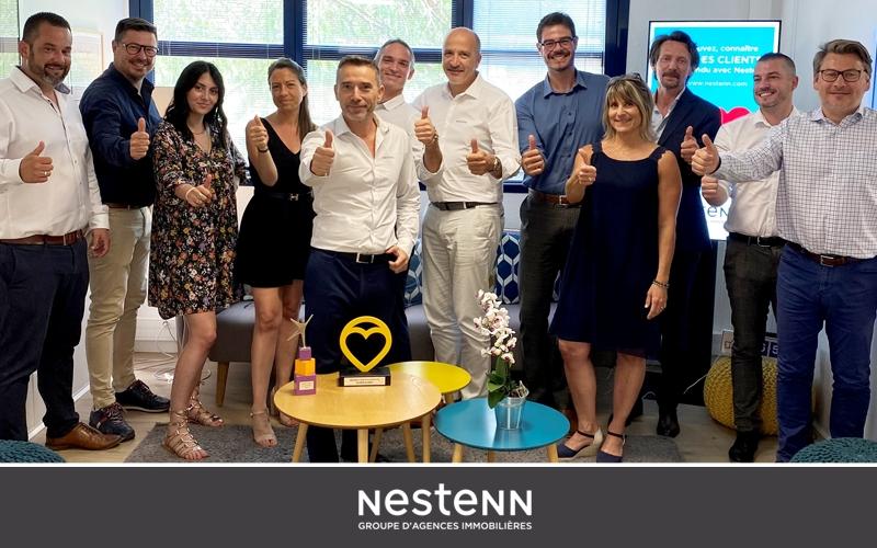 Les consultants performances Nestenn au grand complet dans le Var !