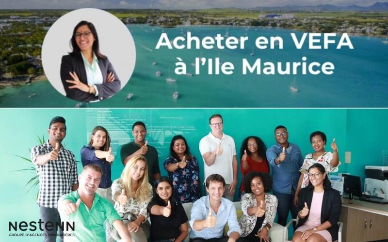 Nestenn Île Maurice : les ficelles pour acheter en VEFA