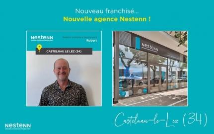 Nouveau franchisé - Nouvelle agence !  Nestenn Castelnau-Le-Lez (34)