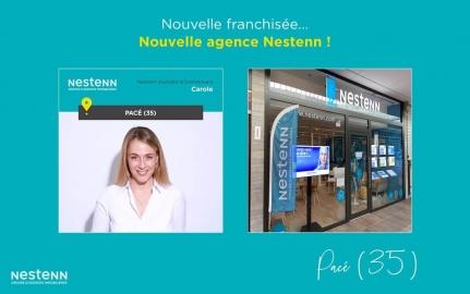Nouvelle franchisée - Nouvelle agence !  Nestenn Pacé (35)