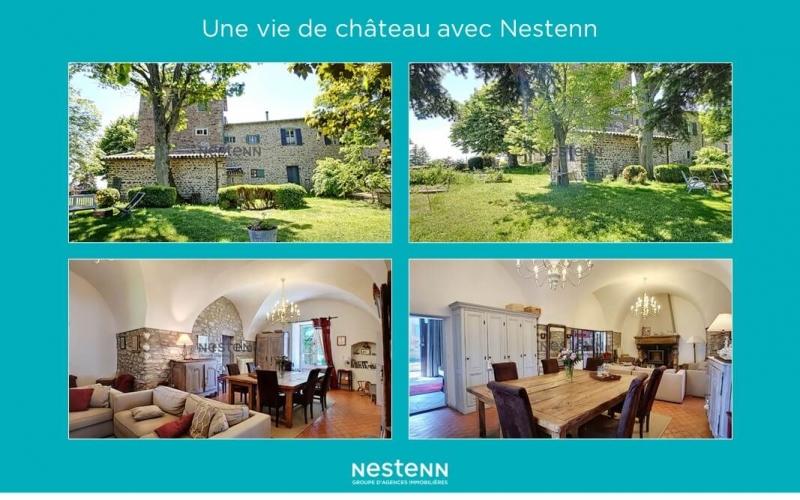 L'agence Nestenn Millery (69) : offrez-vous une vie de château !