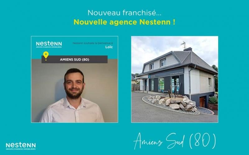 Nouveaux Franchisés - Nouvelle agence !  Nestenn Amiens-Sud (80)