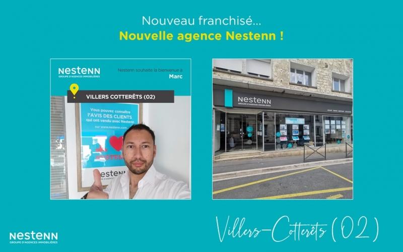 Nouveau Franchisé - Nouvelle agence ! Nestenn Villers-Cotterêts (02)