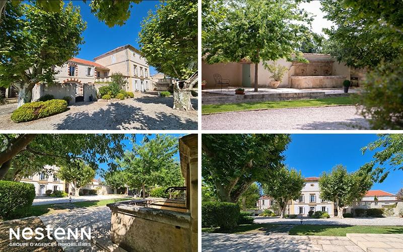 Nestenn Carpentras (84), une vie de châtelain en Provence !