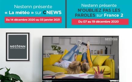 Avec le spot TV Nestenn, vous n'oublierez plus jamais les paroles !