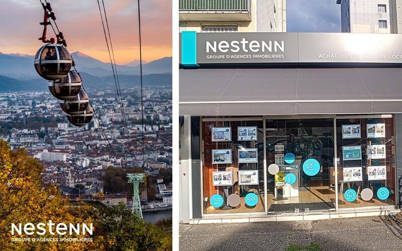 Nestenn Grenoble : appartements à - de 100.000€ !