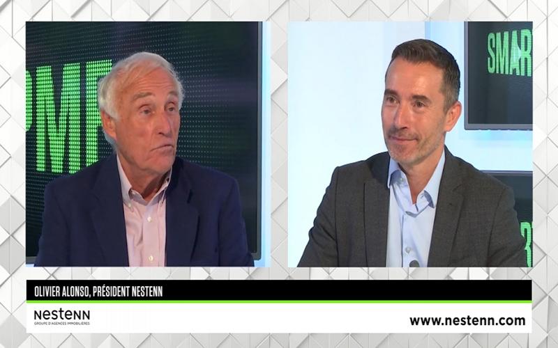 Nestenn, sous le feu des projecteurs de la chaîne TV parisienne B SMART !