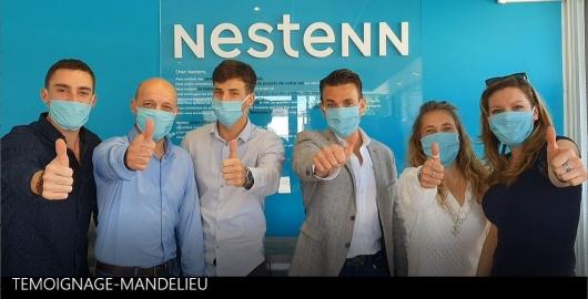 Merci Nestenn! Les franchisés témoignent!