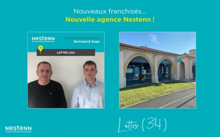 Nouvelle agence Nestenn en Occitanie, à Lattes (34)
