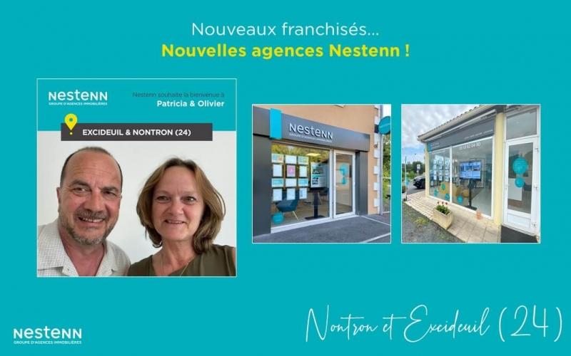 NOUVEAUX FRANCHISÉS - 2 NOUVELLES AGENCES EN DORDOGNE !