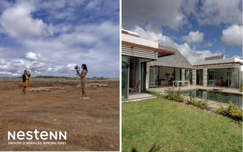 Nestenn Île Maurice en VEFA : du rêve à la réalité !