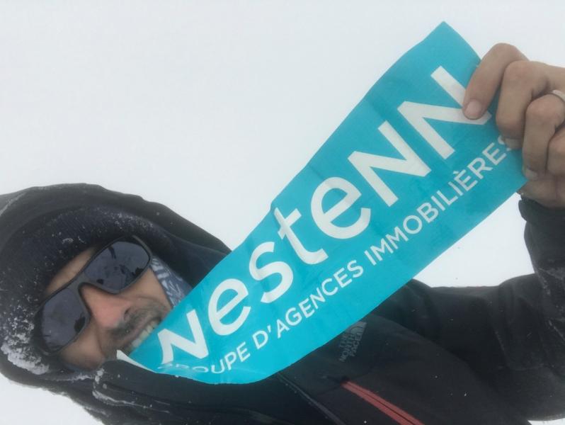 Nestenn, à l'assaut du Mont Blanc !