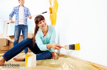 A qui reviennent les frais de peinture effectués à la sortie du locataire ?