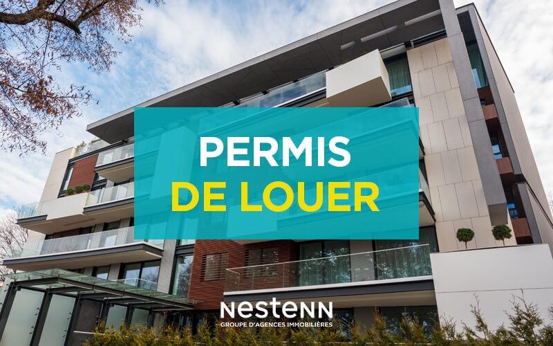 Info Nestenn : « le permis de louer » en 12 points