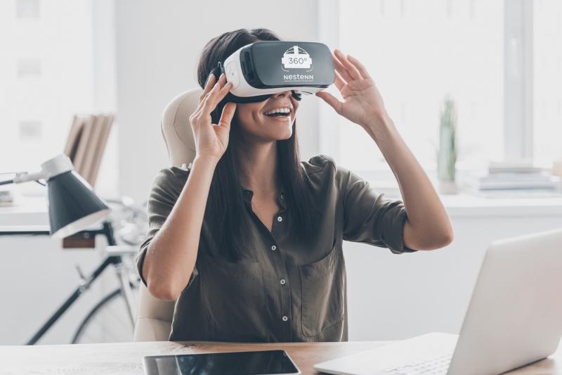 La Visite Virtuelle 360°, chez Nestenn, on adore, on adhère !