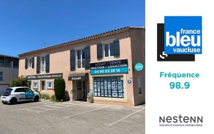 Ça y est je déménage, grâce à mon agence Nestenn de Morières-lès-Avignon !
