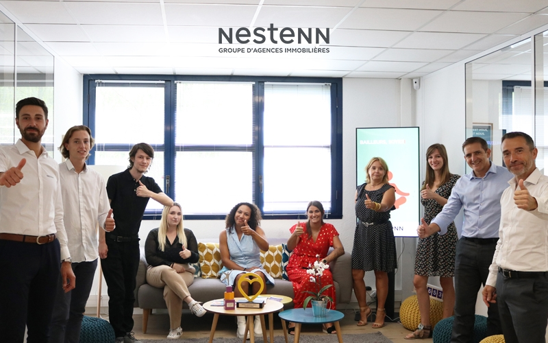 Au siège Nestenn : 7 nouvelles recrues !