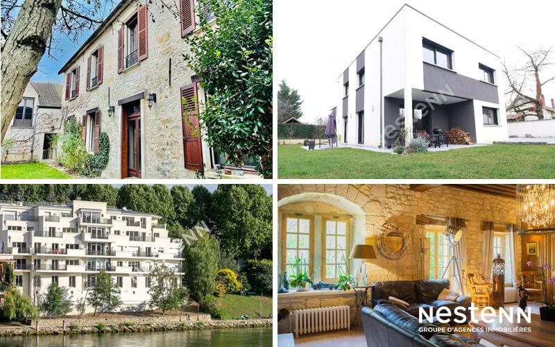 En région parisienne : le charme bucolique à votre porte avec Nestenn