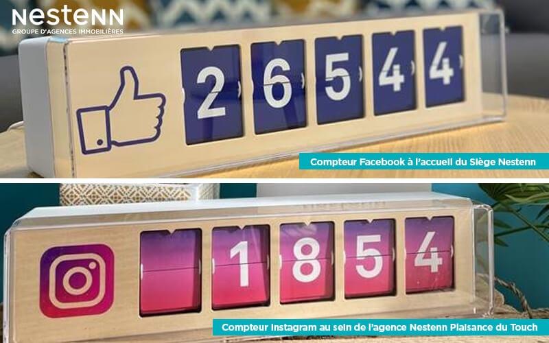 Innovation Nestenn : les likes sont comptés !