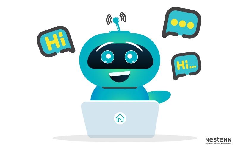 Nestenn : Le Chatbot R'Nest disponible 24/24 - 7j/7