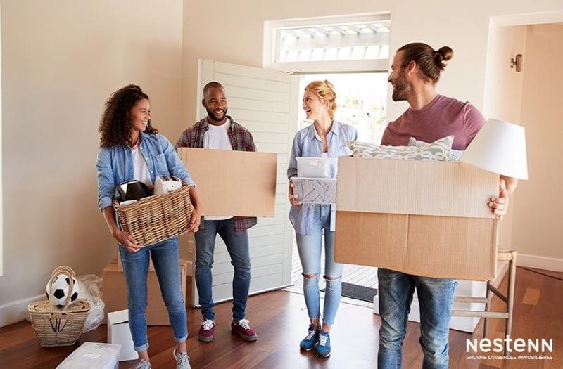 Dans le cadre de la crise sanitaire actuelle et de la période de confinement est-il possible de déménager avec l'aide d'amis ?