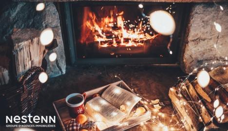 Avez-vous le droit de faire du feu dans votre cheminée ?
