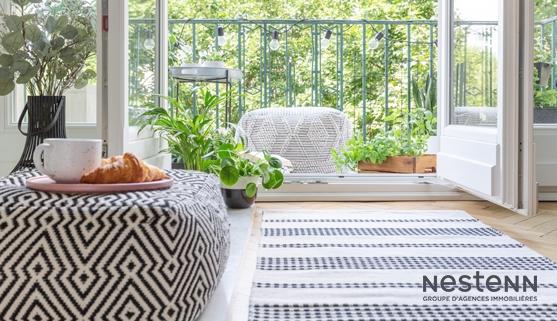Balcons, jardins, terrasses ? : Les Français veulent de l'air !