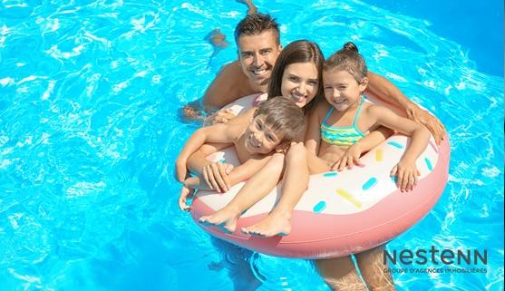 Profiter de sa piscine en toute sécurité