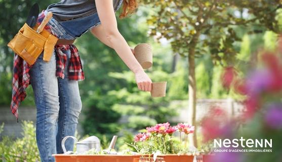 Connaissez-vous les vertus du Garden Staging ?