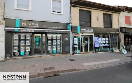 Nestenn Mont-de-Marsan (40) : la façade s'agrandit !