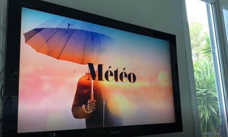 Nestenn sponsorise la Météo sur BFM!