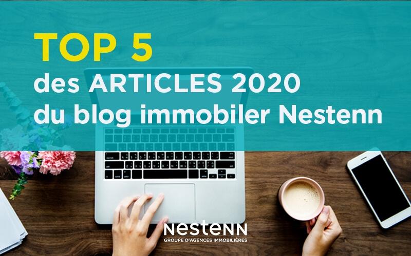 Le TOP 5 des articles du blog NESTENN les plus consultés en 2020
