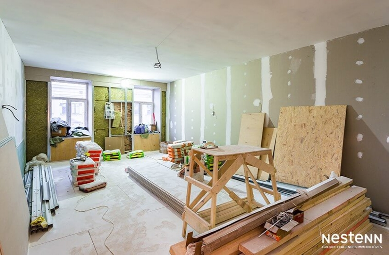 Des travaux de rénovation prévus dans mon logement au mois de novembre peuvent-ils être réalisés ?