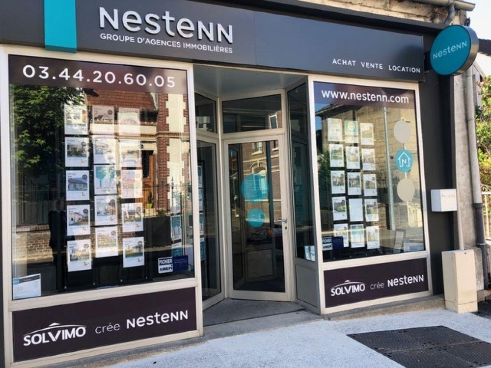 Immobilier Choisy-au-Bac 60750 Nestenn
