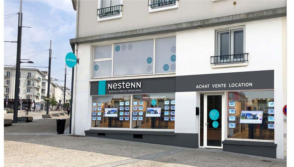 Immobilier Brest 29200 Nestenn