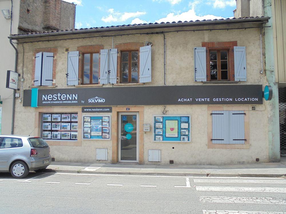 Agence immobilière Cazeres 21 avenue Pasteur 31220