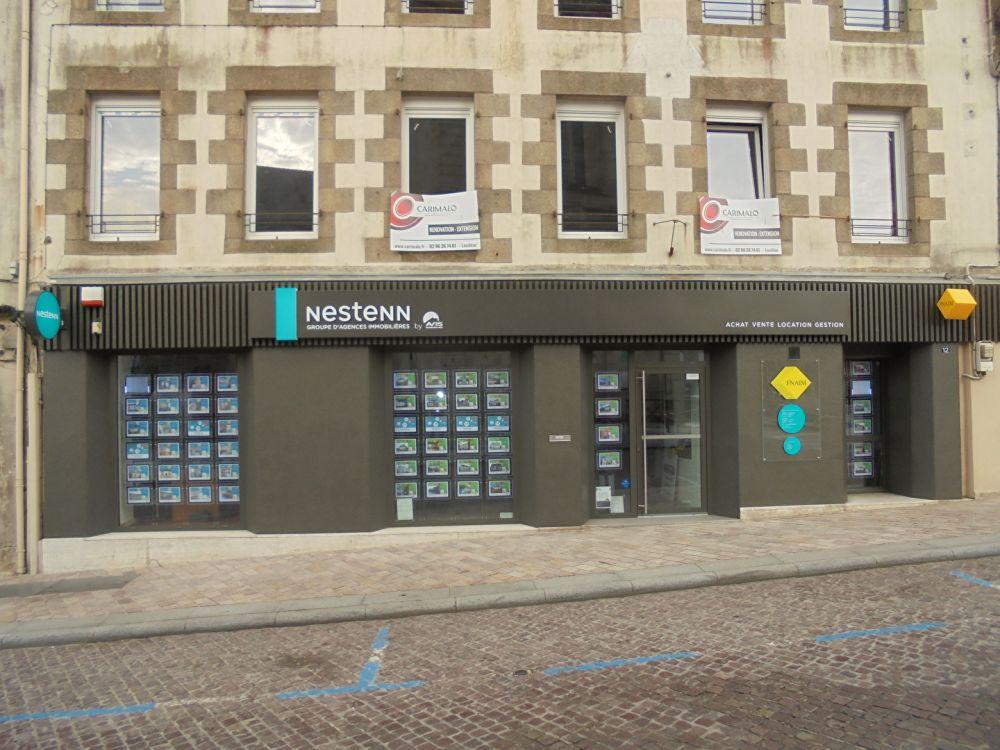 Immobilier Loudéac 22600 Nestenn