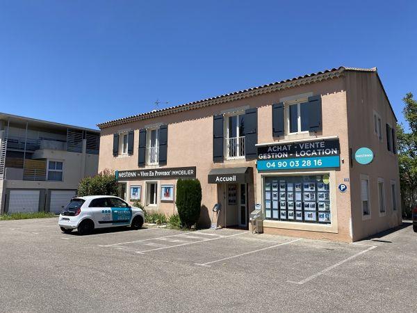 agence immobiliere Morières lès Avignon