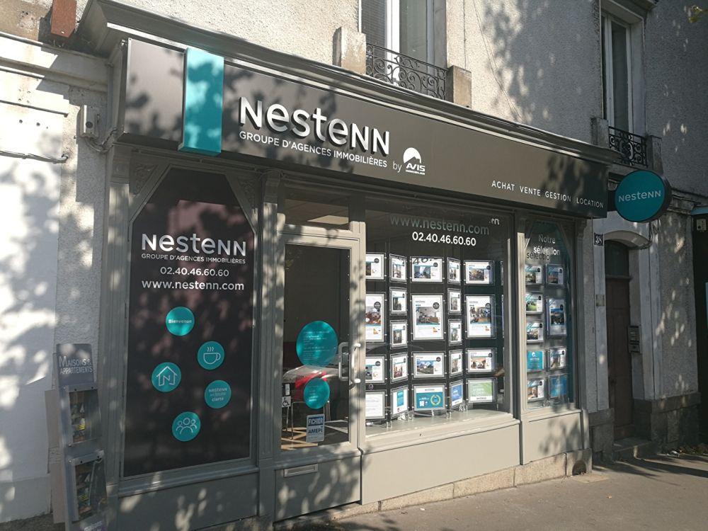 Immobilier Nantes Chantenay 44100 Nestenn