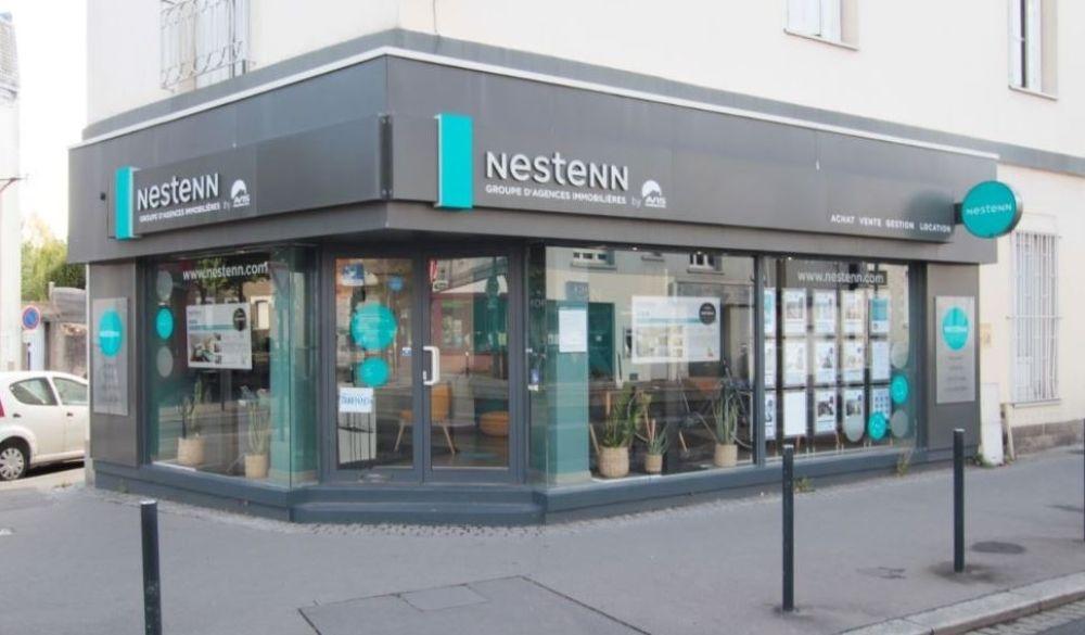 Immobilier Nantes rond point de vannes 44000 Nestenn