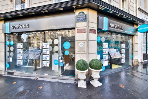 Immobilier Paris 8 75008 Nestenn