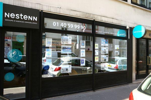 Immobilier Paris 15 75015 Nestenn