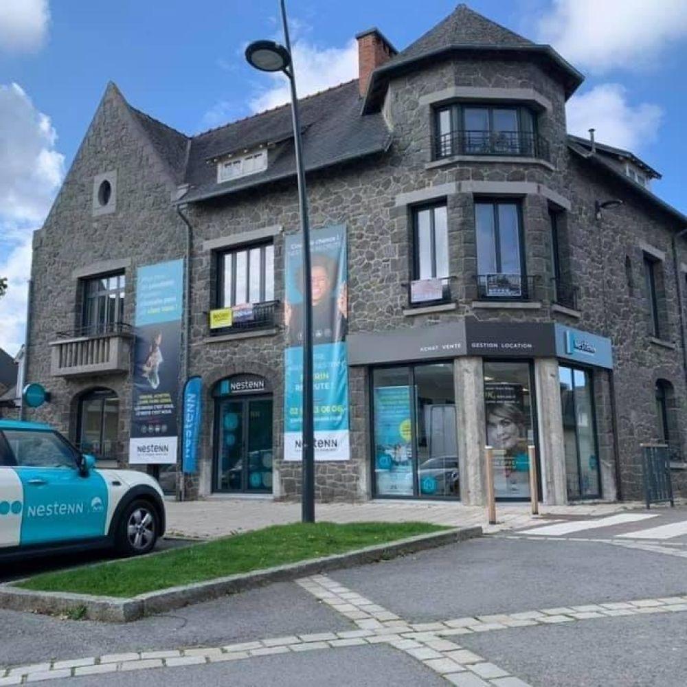 Immobilier Plerin 22190 Nestenn